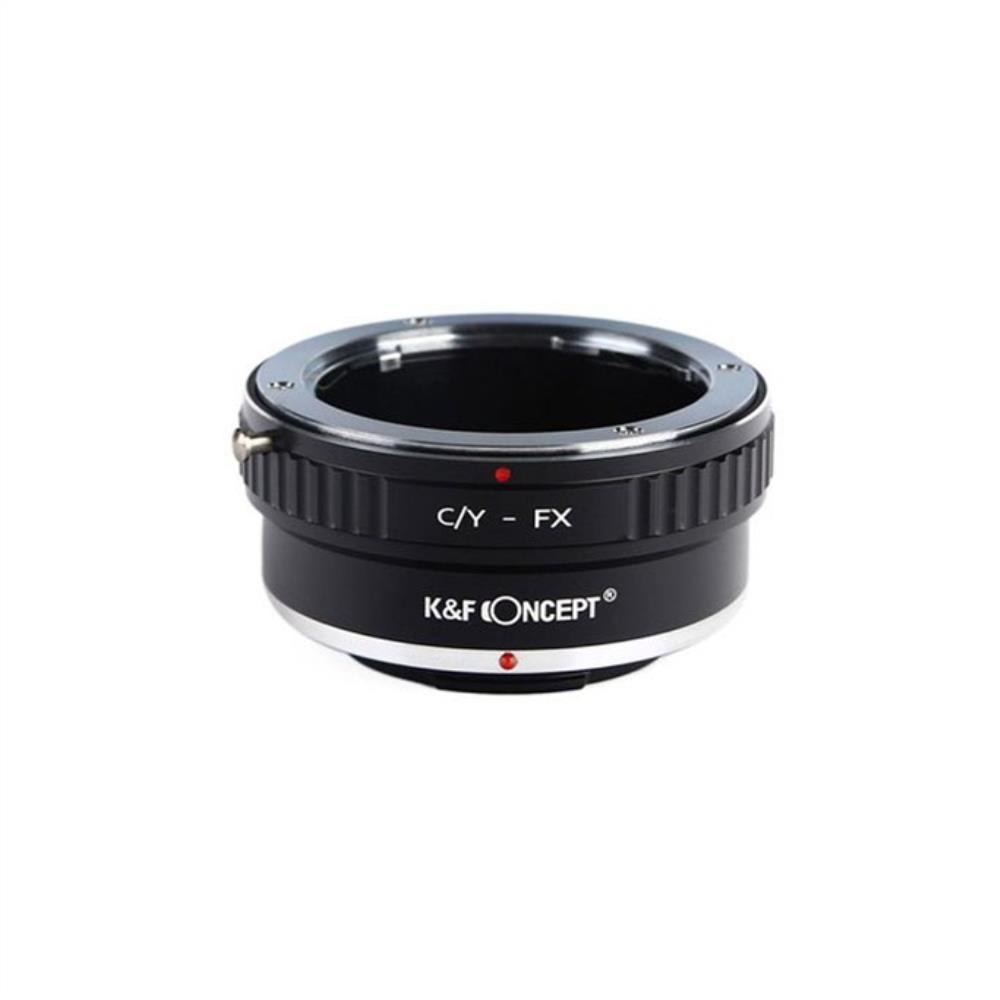 Anello adattatore Contax/Yashica - Fujifilm X-Mount