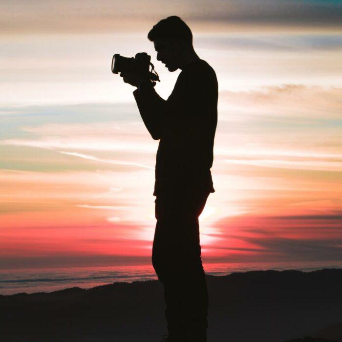 Inizia a fotografare