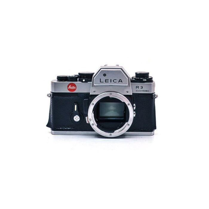 Leica R3 - Silver