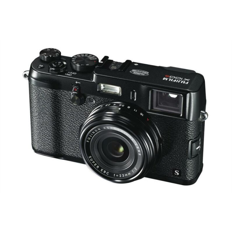 Fujifilm X100s – Black