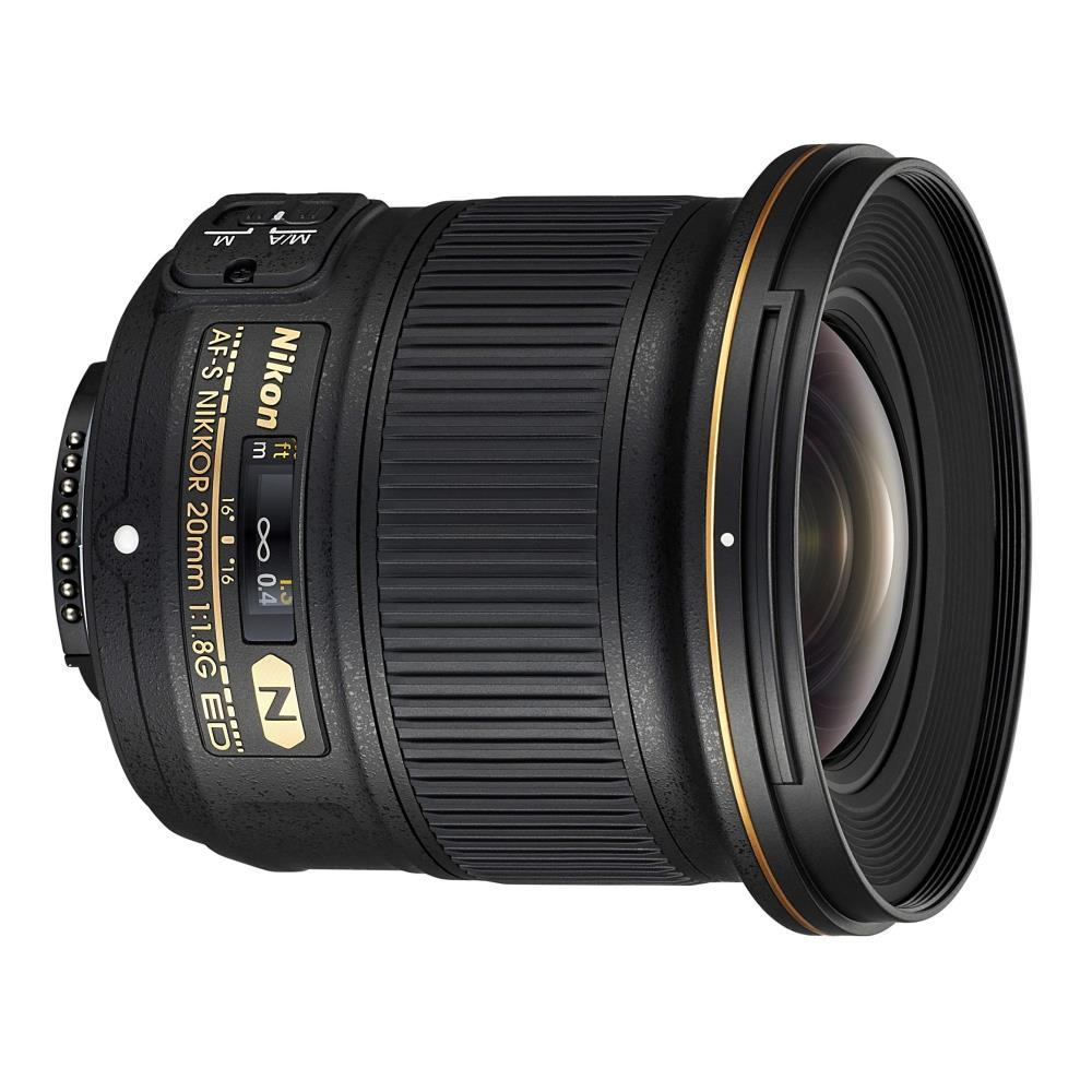 Nikon AF-S 20mm f/1.8 G ED