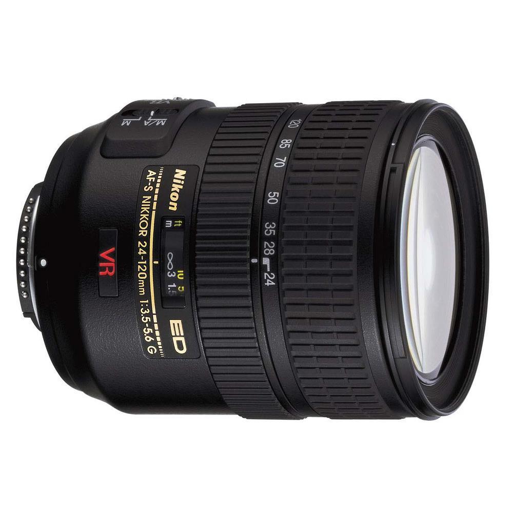 Nikon AF-S 24-120mm f/3.5-5.6 G IF VR
