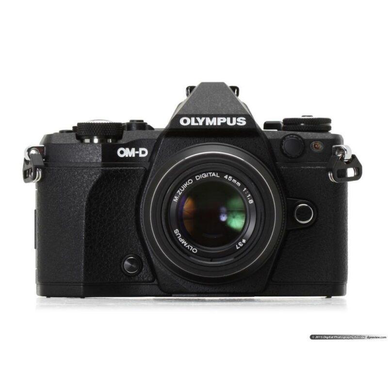 Olympus OM-D E-M5 II – Black