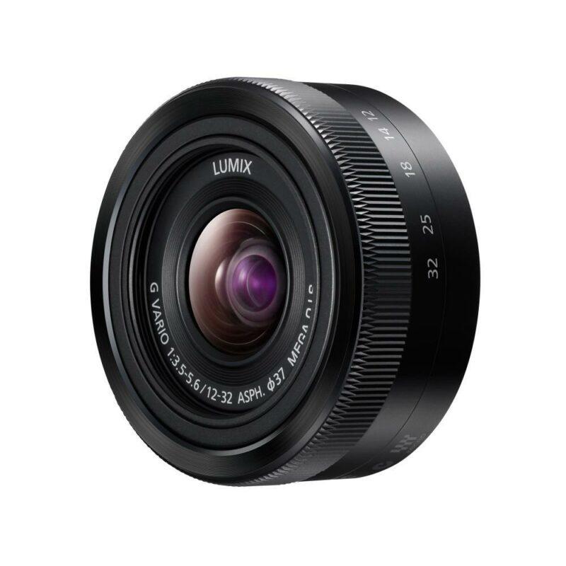Panasonic Lumix G Vario 12-32mm f/3.5-5.6 OIS – Black