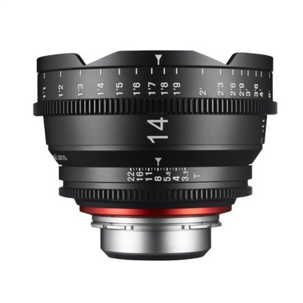 Samyang XEEN 14mm T3.1 (Nikon F)