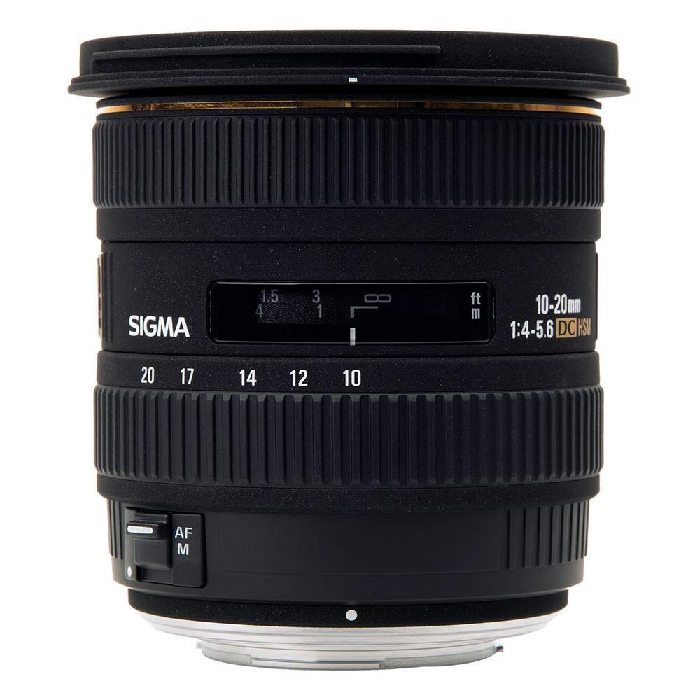 Sigma 10-20mm f/4-5.6 EX DC HSM (Nikon F)