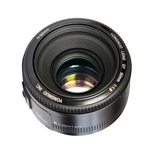 Yongnuo EF YN 50mm f/1.8 (Canon EF)