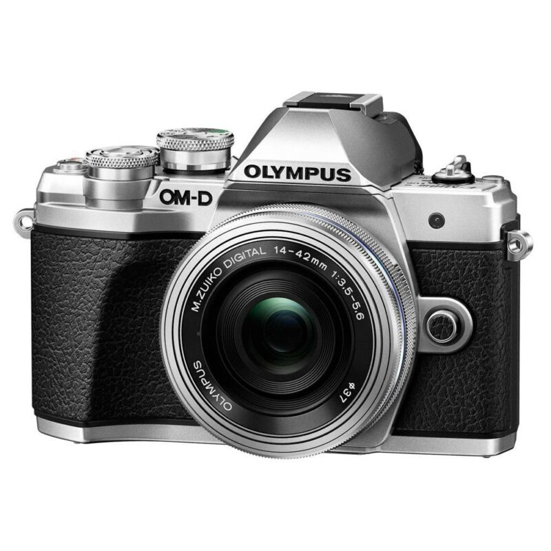 Olympus OM-D E-M10 III – Silver