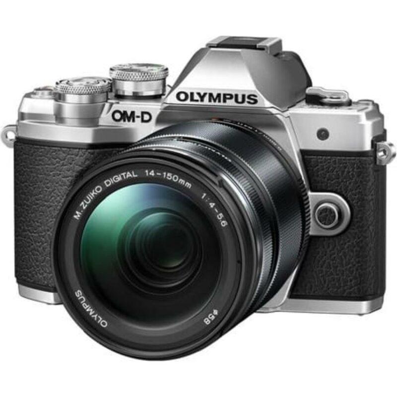 Olympus OM-D E-M10 – Silver