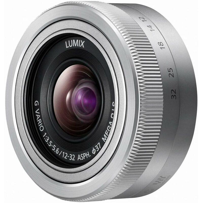 Panasonic Lumix G Vario 12-32mm f/3.5-5.6 OIS – Silver