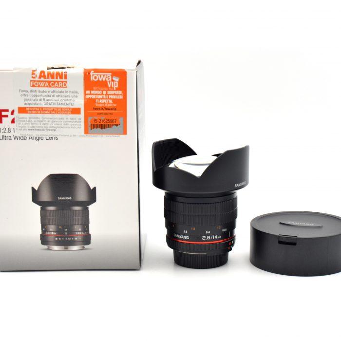 Samyang 14mm f/2.8 ED AS IF UMC (Nikon F)