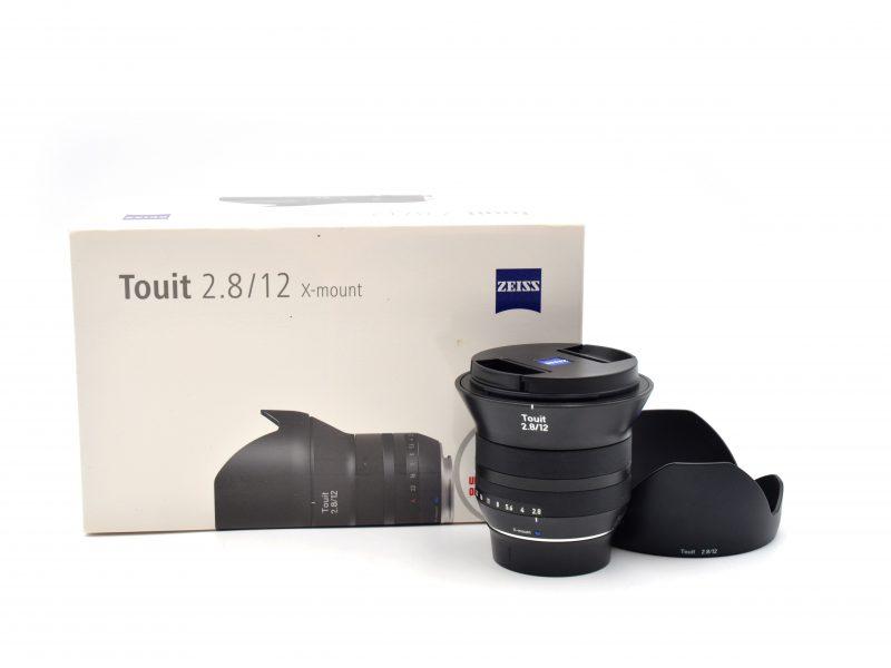 Zeiss Touit 12mm f/2.8 (Fujifilm X)