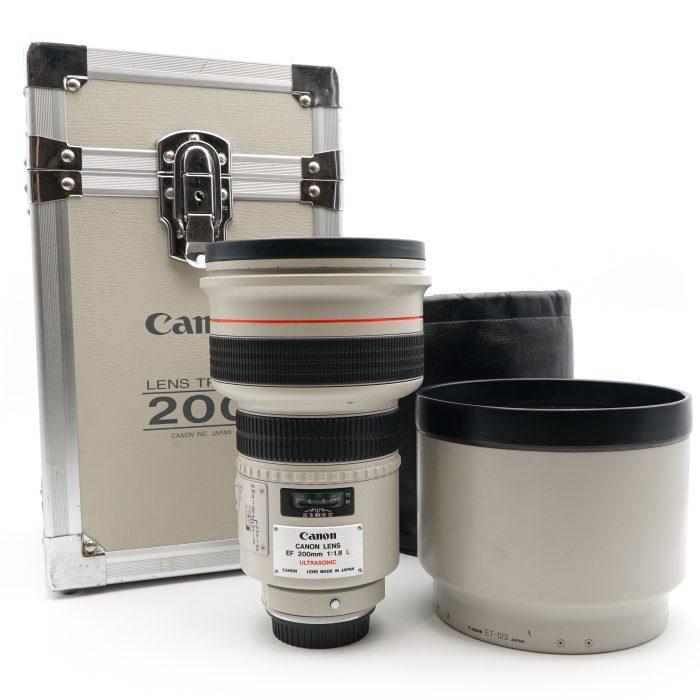 Canon EF 200mm f/1.8 L